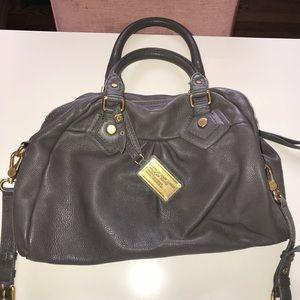 Marc By Marc Jacobs Bags - Marc by Marc Jacobs Dark Grey Handbag